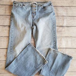 Womens vintage Express Jeans  size 9/10L